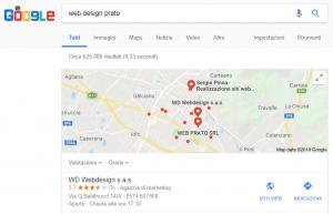 web design prato